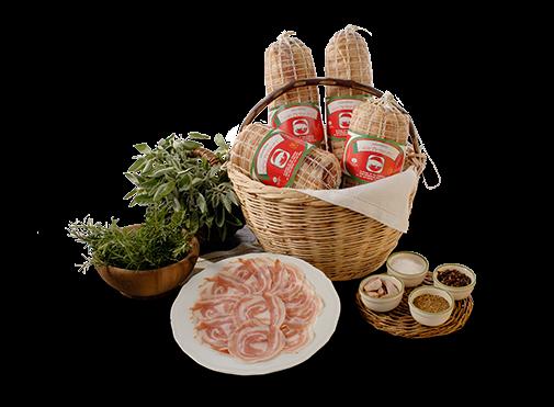 salumi - Salumificio - Pancetta